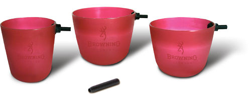 Browning Pole Cup Set 100, 150, 250ml