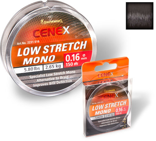 Browning Cenex Lowstretch Feeder 0,24mm