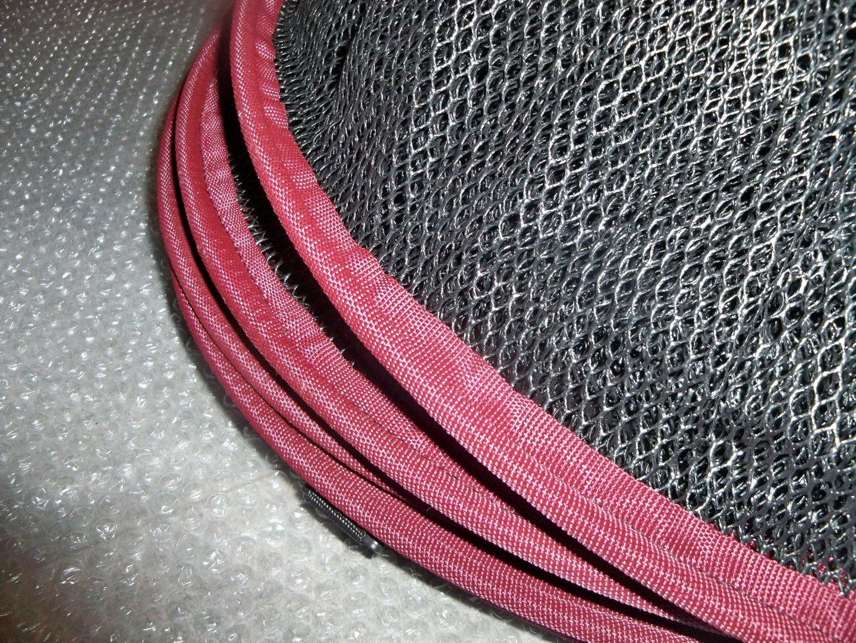 gummibeschichteten Netzmaterial! Browning  Setzkescher Rubber Mesh Keenet
