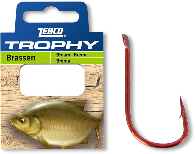 Zebco Trophy Big Fish Vorfachhaken Gr.14