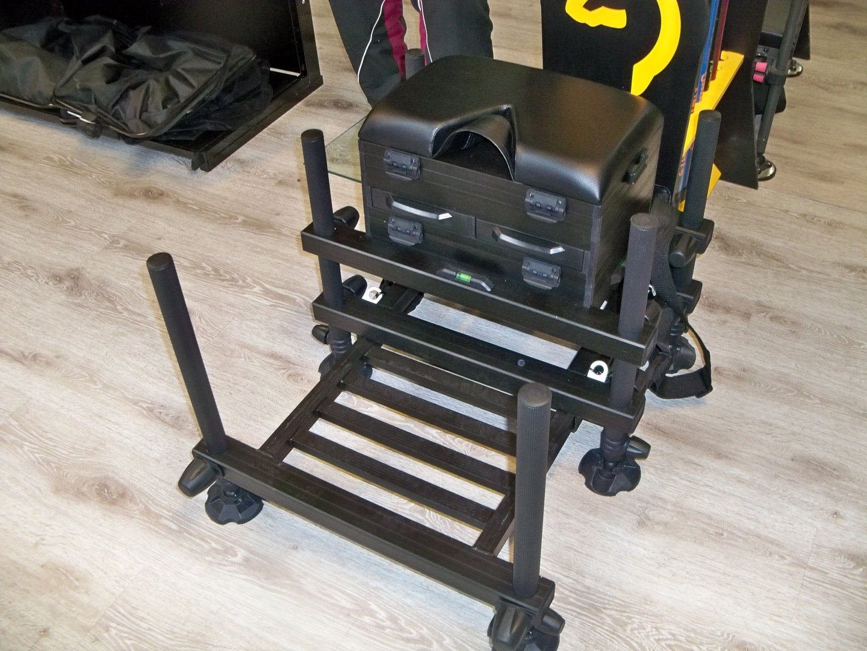 Browning Sitzkiepen EVA-Rutenablage Zubehörhalter 49cm