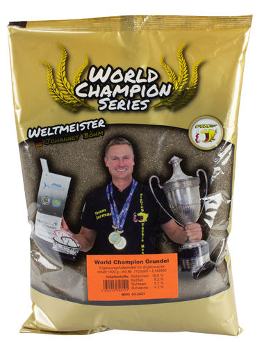 FTM WCS World Champion Grundel