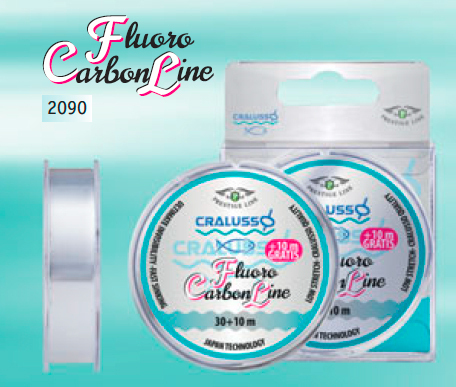Cralusso Fluoro Line 0,18mm