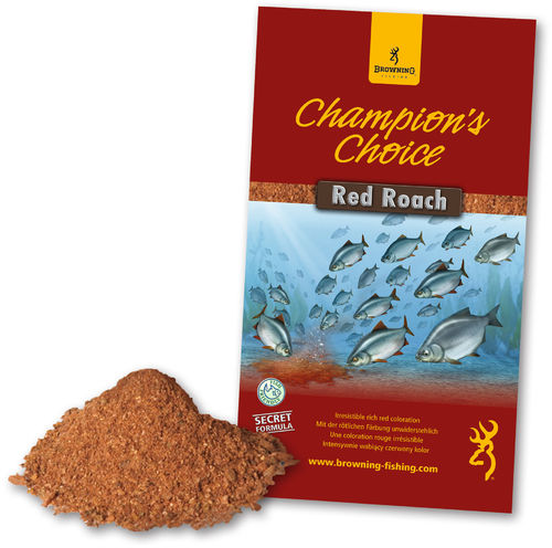 Browning Futter Red Roach